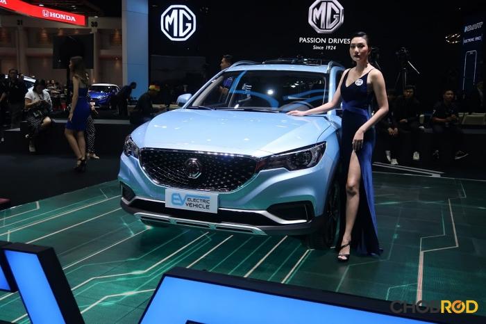 MG ZS EV เปิดตัวในราคา 1,190,000 บาท