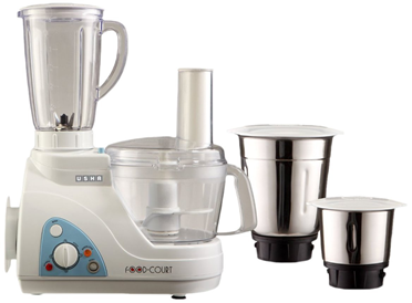 Usha 2663 Best Food Processor 600 Watt Motor