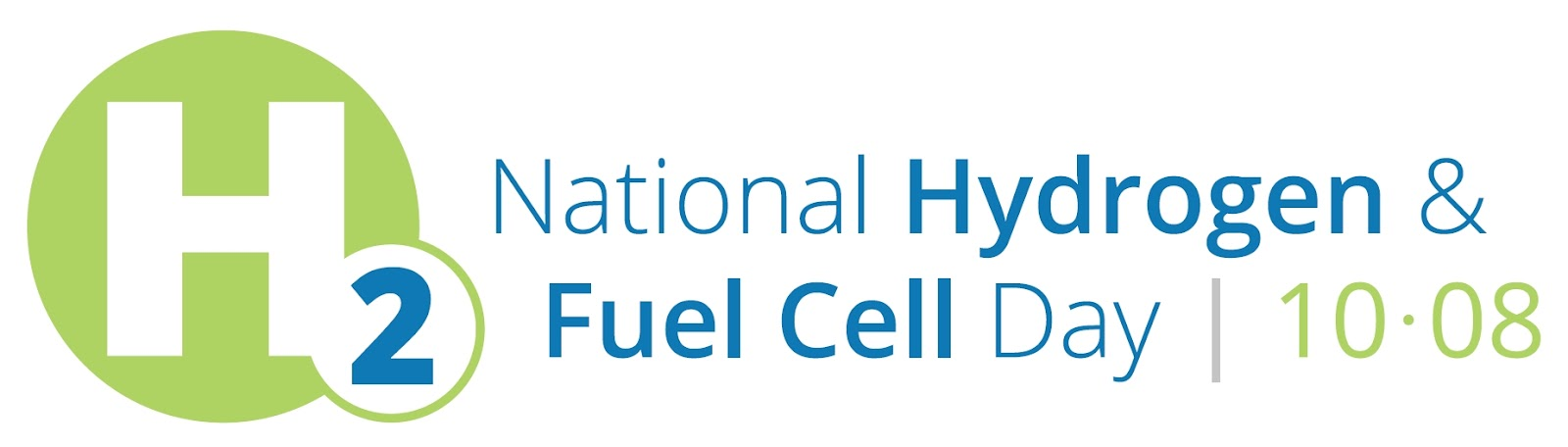 National Hydrogen & Fuel Cell Day logo