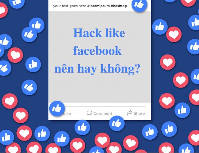 Hack like facebook giúp trang Fanpage trở nên đẹp mắt hơn