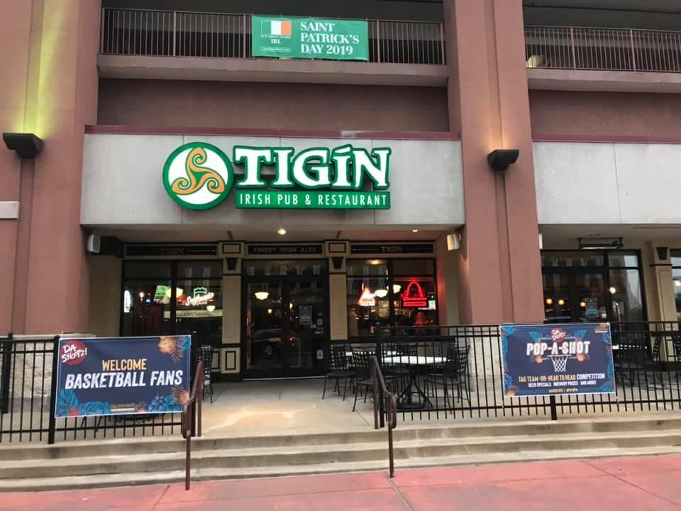 Tigin-Irish-Pub-St.-Patrick's-Day-Whiskey-Sampling