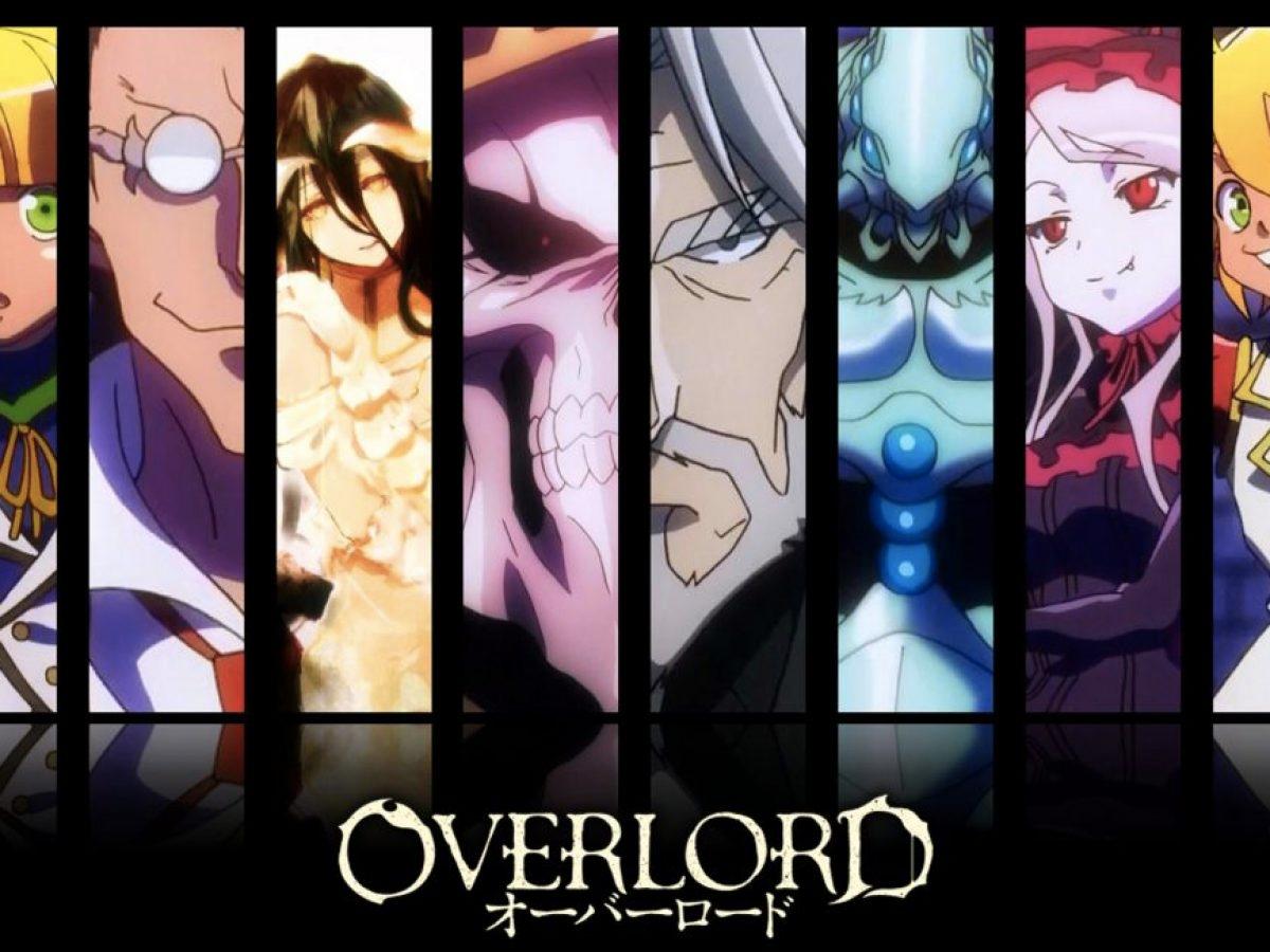 overlord season trailer