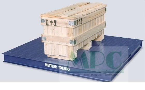 Hình ảnh cân sàn từ hãng Mettler Toledo