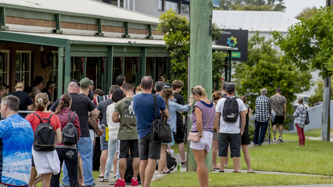 Unemployment at Centrelink Public Policy