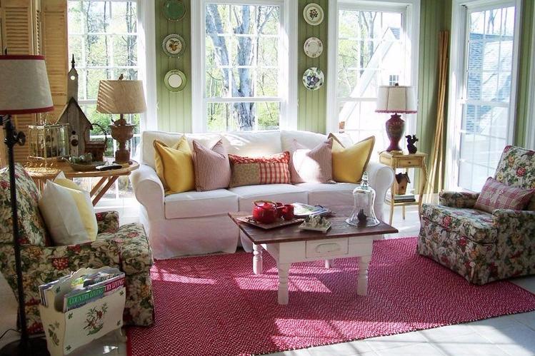 8 mẹo để tạo phòng khách cổ điển tại nhà