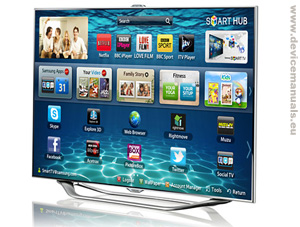 Samsung un32h5500 32-inch tv review.