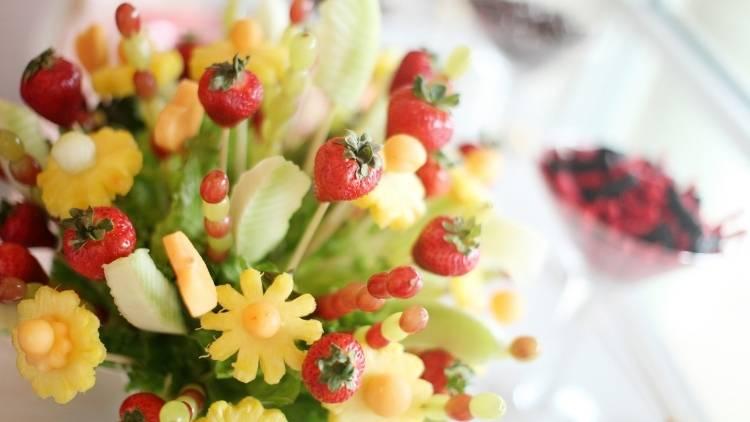 50 summer bucket list ideas fruit bouquet