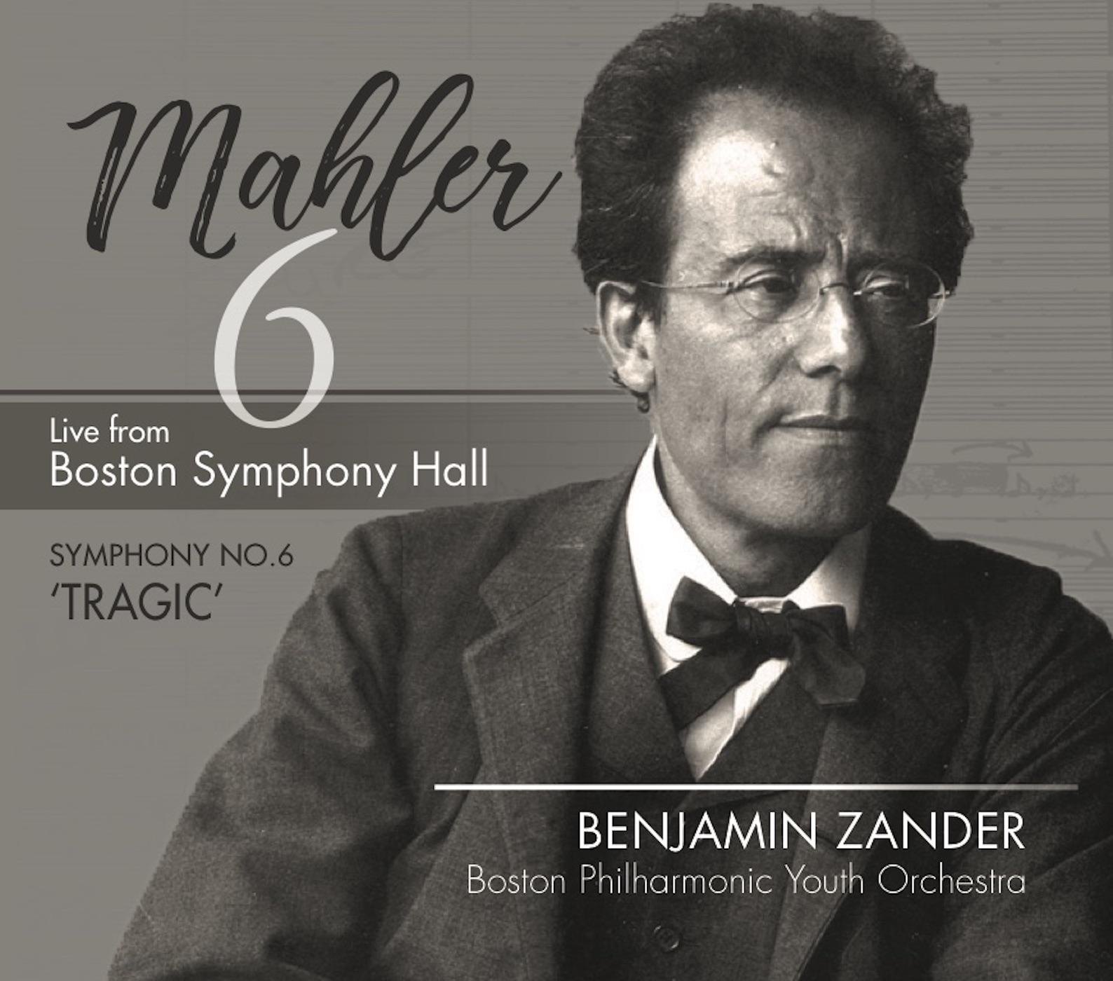 BPYO Mahler 6 Recording Earns Major Critical Praise