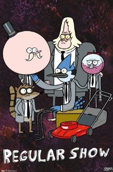 Regular Show. A show that teaches you about life, how to live it, and my  mom. OOOHHHHHHHHHH!! | Regular show, Cartoon shows, Cartoon network shows
