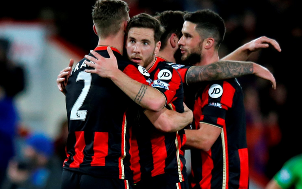 Bournemouth scored an away win against Southampton