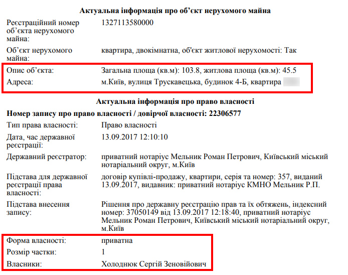 Председатель ГСА Украины Зиновий Холоднюк: тюрьма зовет