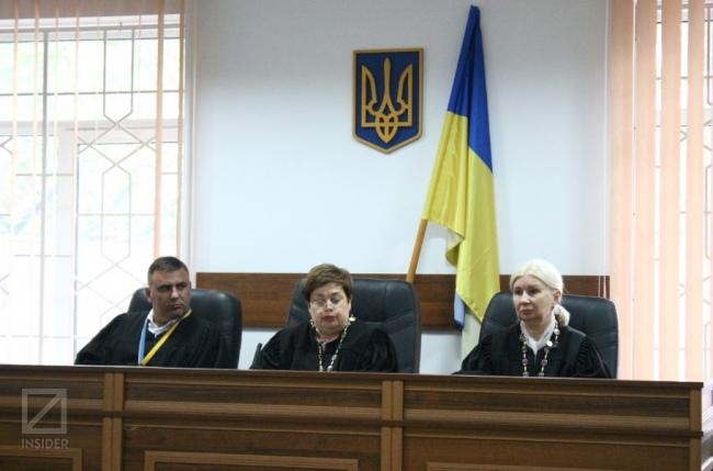 Коллегия судей отложила заседание. Фото: Герман Кригер