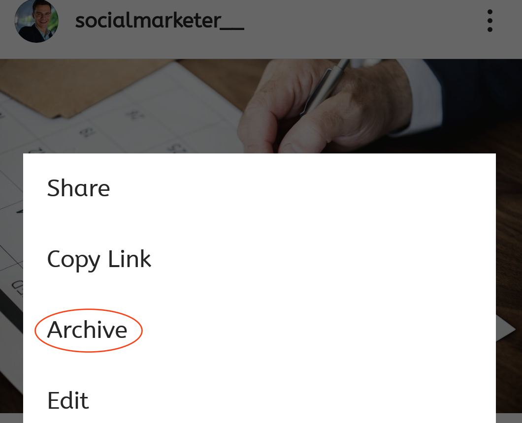 salvar postagens no arquivo