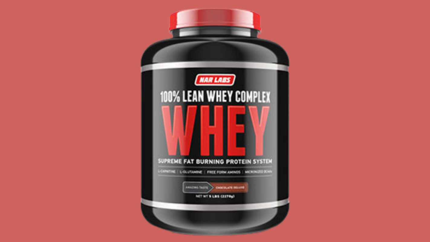 7. NAR LABS™ LEAN WHEY PROTEIN