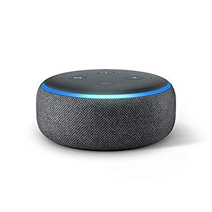 Echo Dot makes it easy