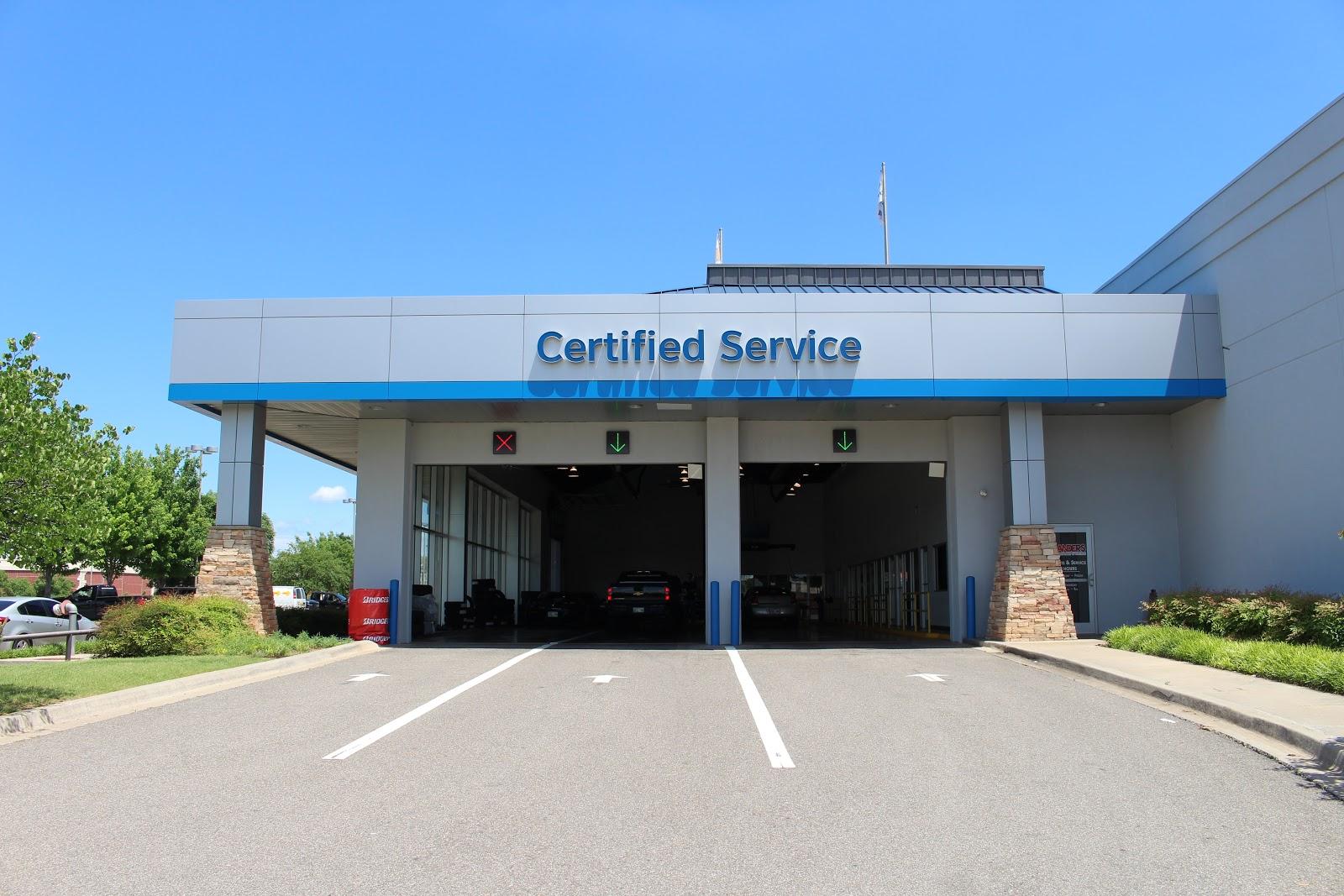 Chevrolet Vehicle Service In Norman Oklahoma Landers Chevrolet