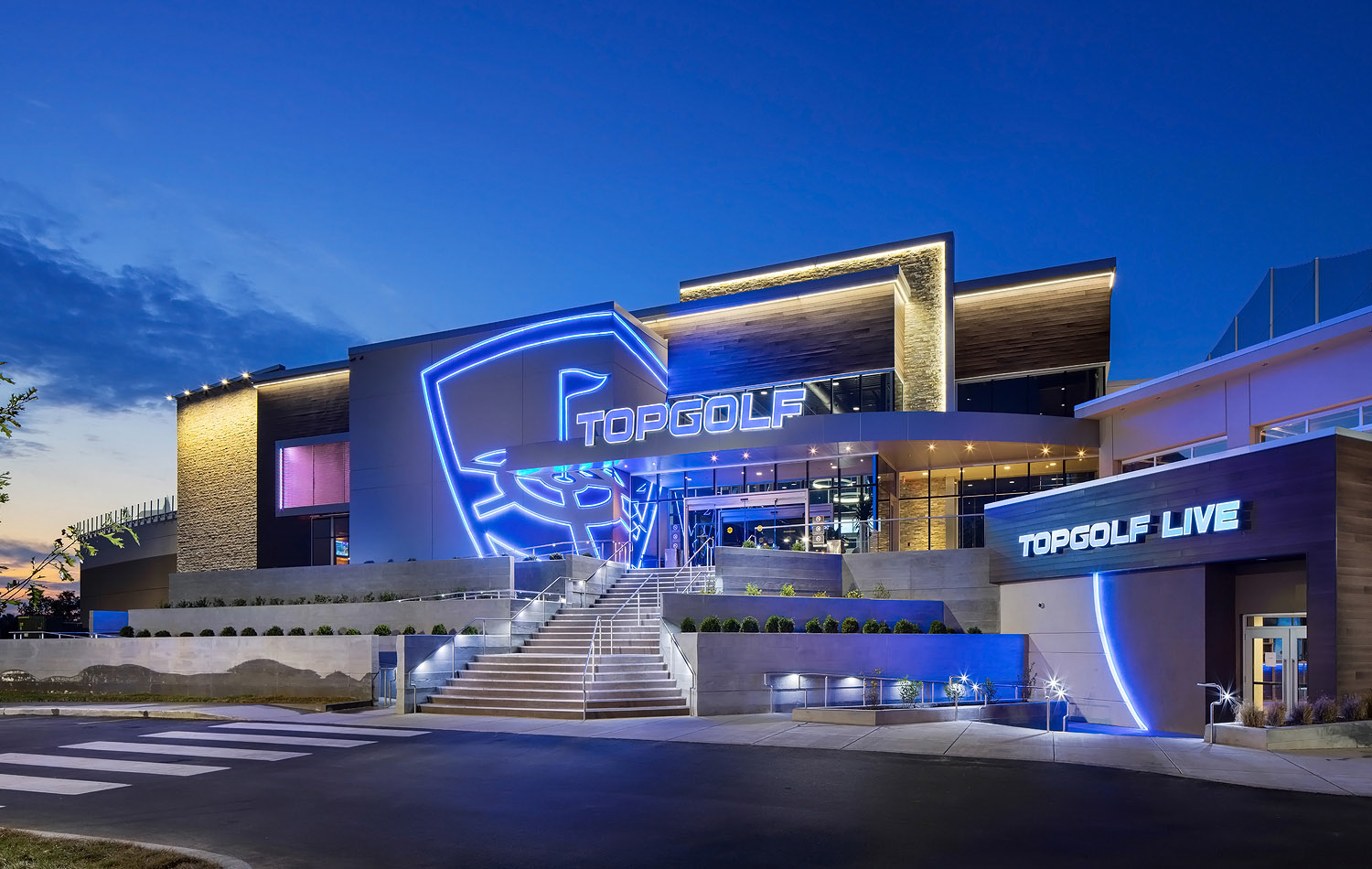 now leasing corporate housing Nashville destination guide top golf