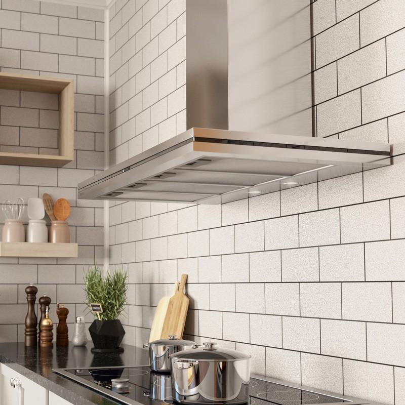 Jak wyczyścić okap kuchenny ze stali szlachetnej?