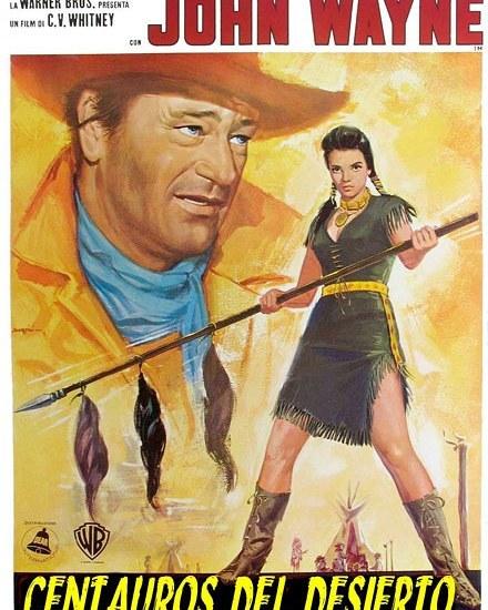 Centauros del desierto (1956, John Ford)