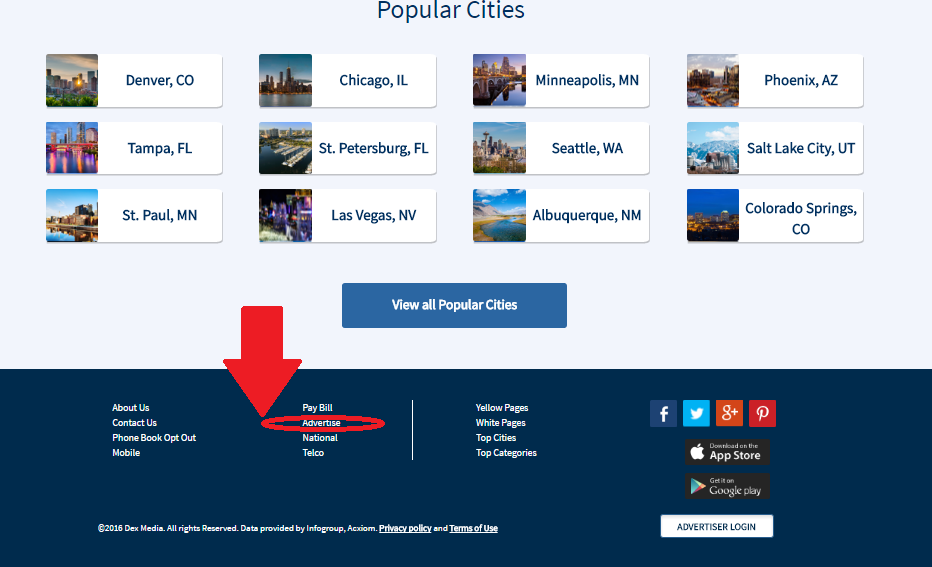 How To Get Your Local Business Listed In Dexknows