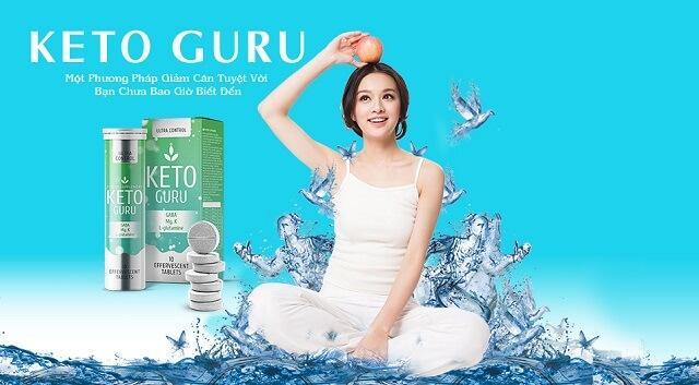 Ưu điểm của sản phẩm keto guru so với sản phẩm khác