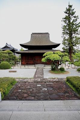 s-東光寺 お堂