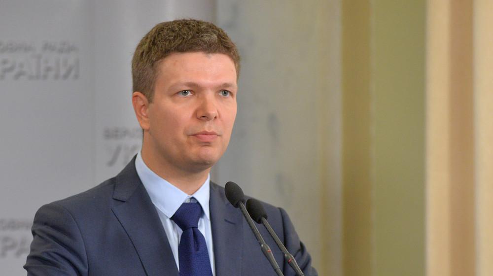 Леонид Емец, «Народный фронт»