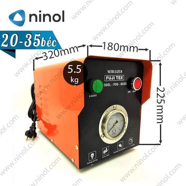 Thương hiệu Ninol được nhiều khách hàng tin tưởng sử dụng