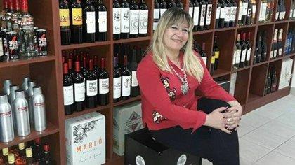Ana Dominé, de 51 años, había enviudado hacía algunos años y era dueña de una distribuidora de bebidas