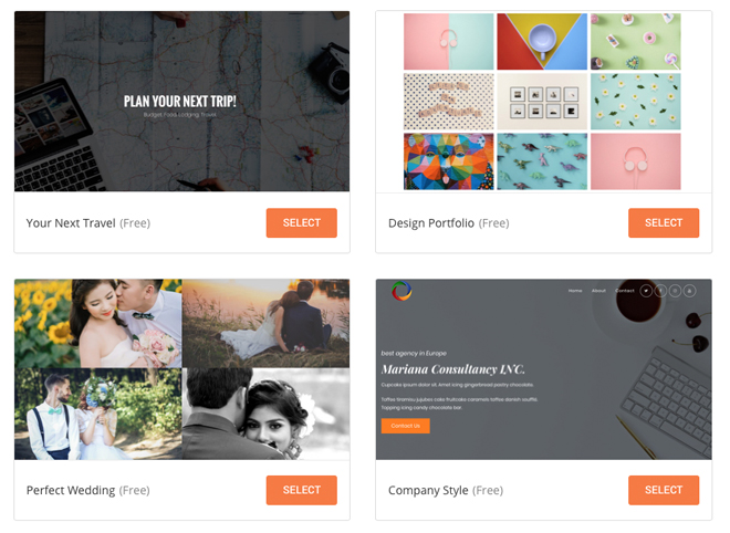 SiteGround WordPress Options