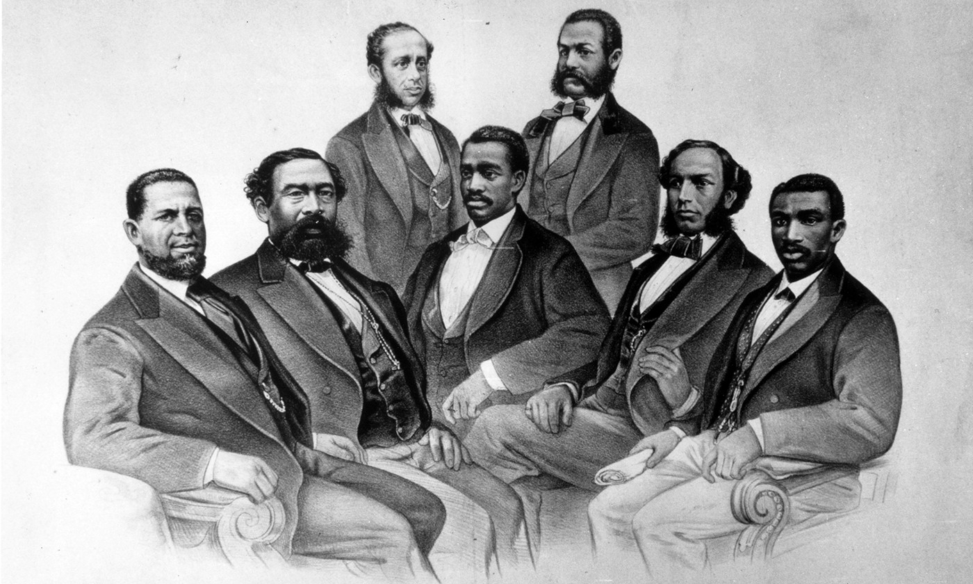 The Negro aristocracy
