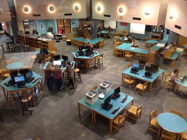 The Media Center.