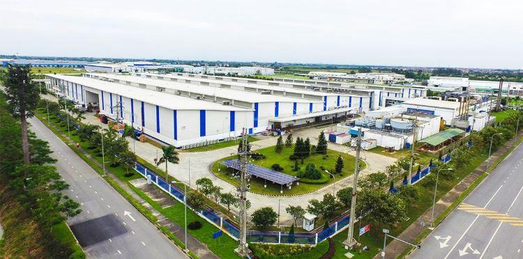 6 khu công nghiệp tại Bắc Giang