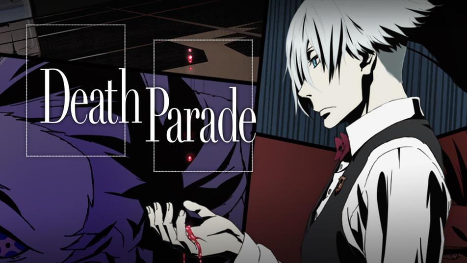 Death Parade Title card