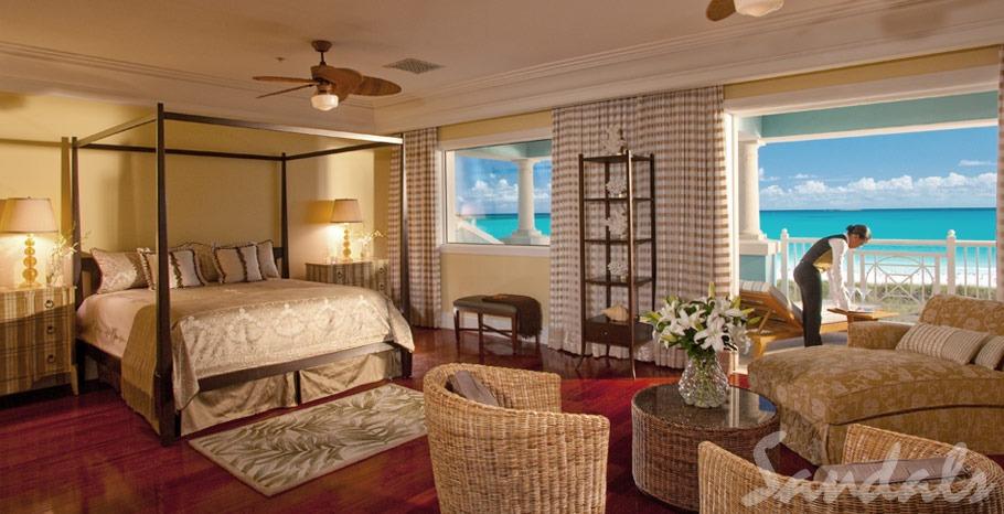 Bahamas Sandals Resort for honeymoon