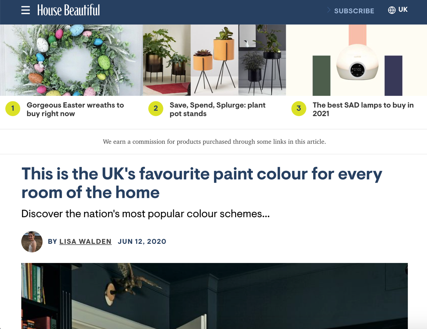 Digital PR campaigns for the Bathroom sector - Evolved Search