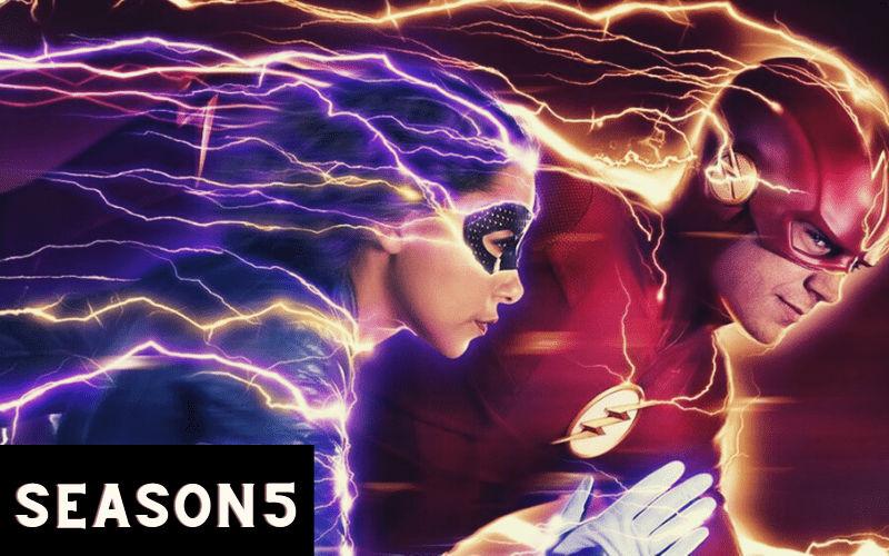 Index of The Flash Season 5
