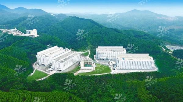 China aposta em complexo de prédios para reerguer suinocultura. (Fonte: Yangxiang/Divulgação)