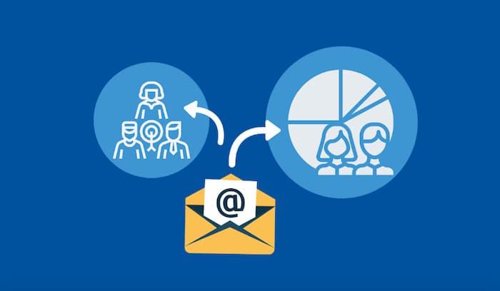 phân đoạn danh sách email của bạn để cá nhân hóa nội dung bạn gửi