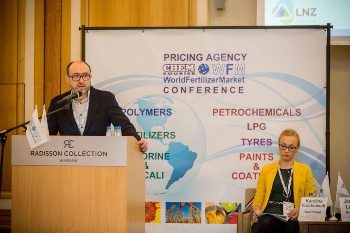 Роман Кравец, руководитель направления LNZ Energo, которая входит в структуру LNZ Group
