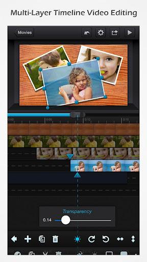 Cute CUT - Video Editor & Movie Maker- screenshot thumbnail