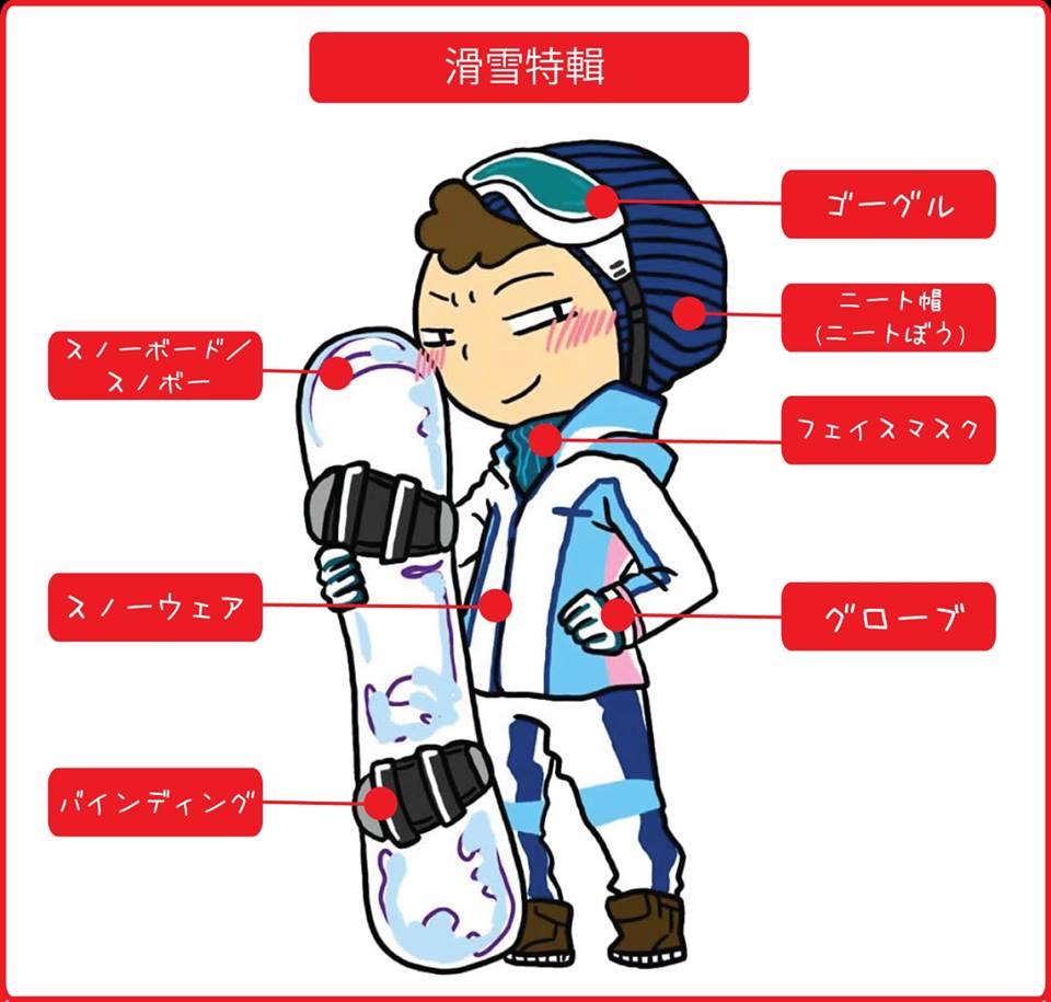 關於滑雪一二事 - 菁英四季日本語