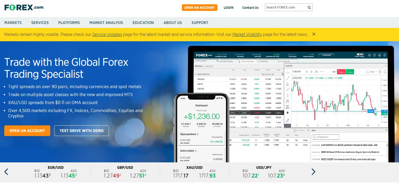 forex trading platform review singapore air