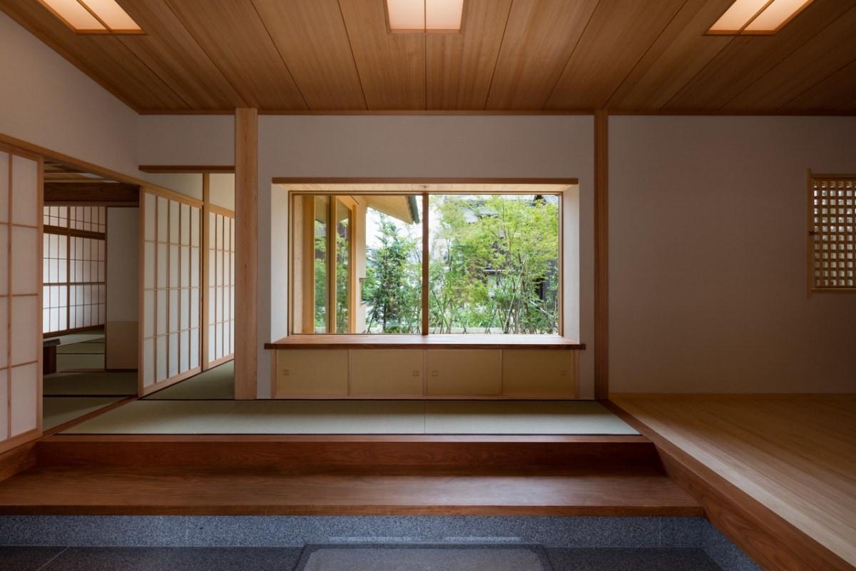 Gaya desain interior ala Jepang – source: leibal.com