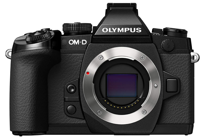 Olympus OM-D E-M1 Best DSLR Camera under 1 lakh