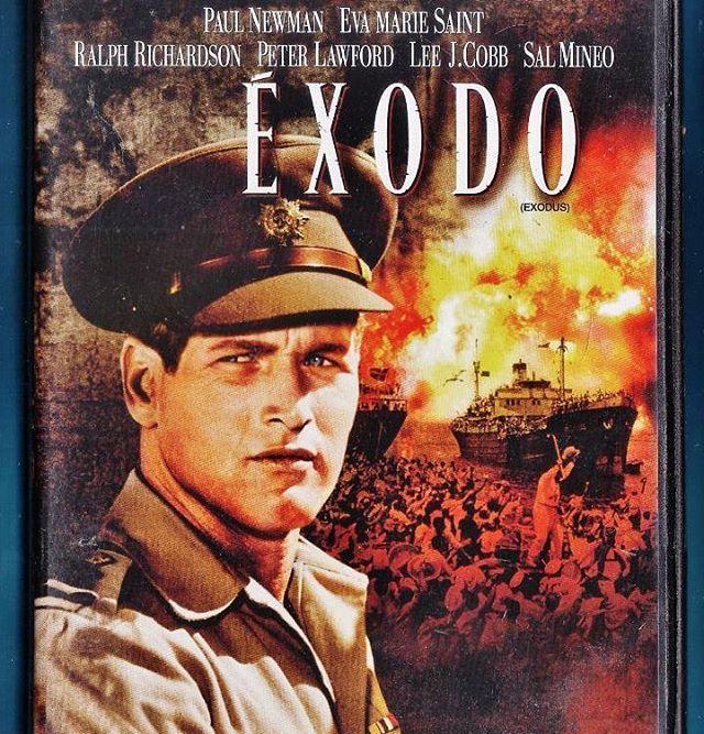 Éxodo (1960, Otto Preminger)