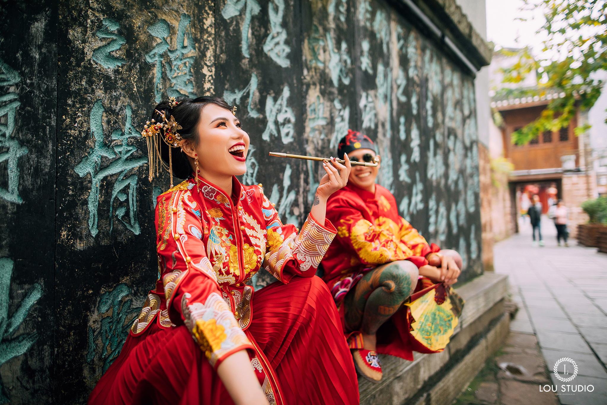 xu hướng chụp ảnh cưới đẹp năm 2019