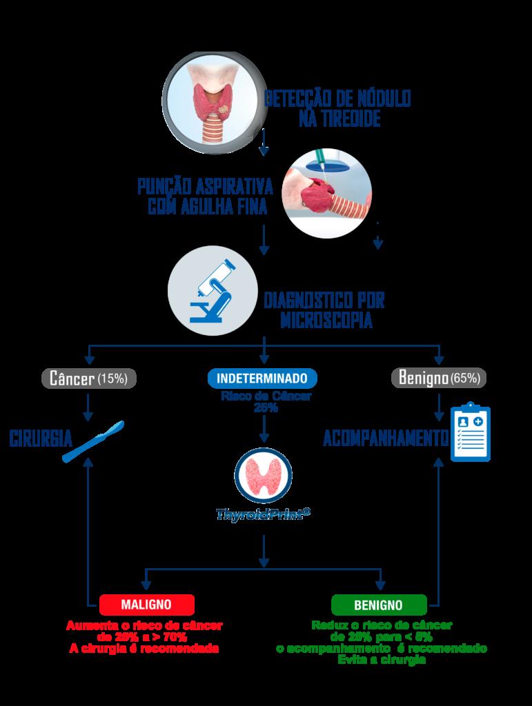 Como funciona o teste ThyroidPrint