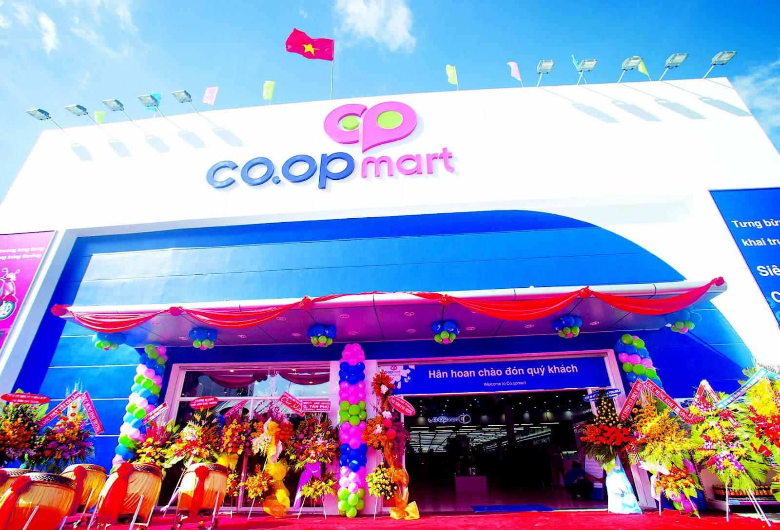 Co.opmart - lựa chọn hàng đầu của người tiêu dùng Việt Nam - Báo Người lao động