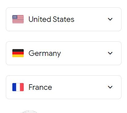 Google Market finer